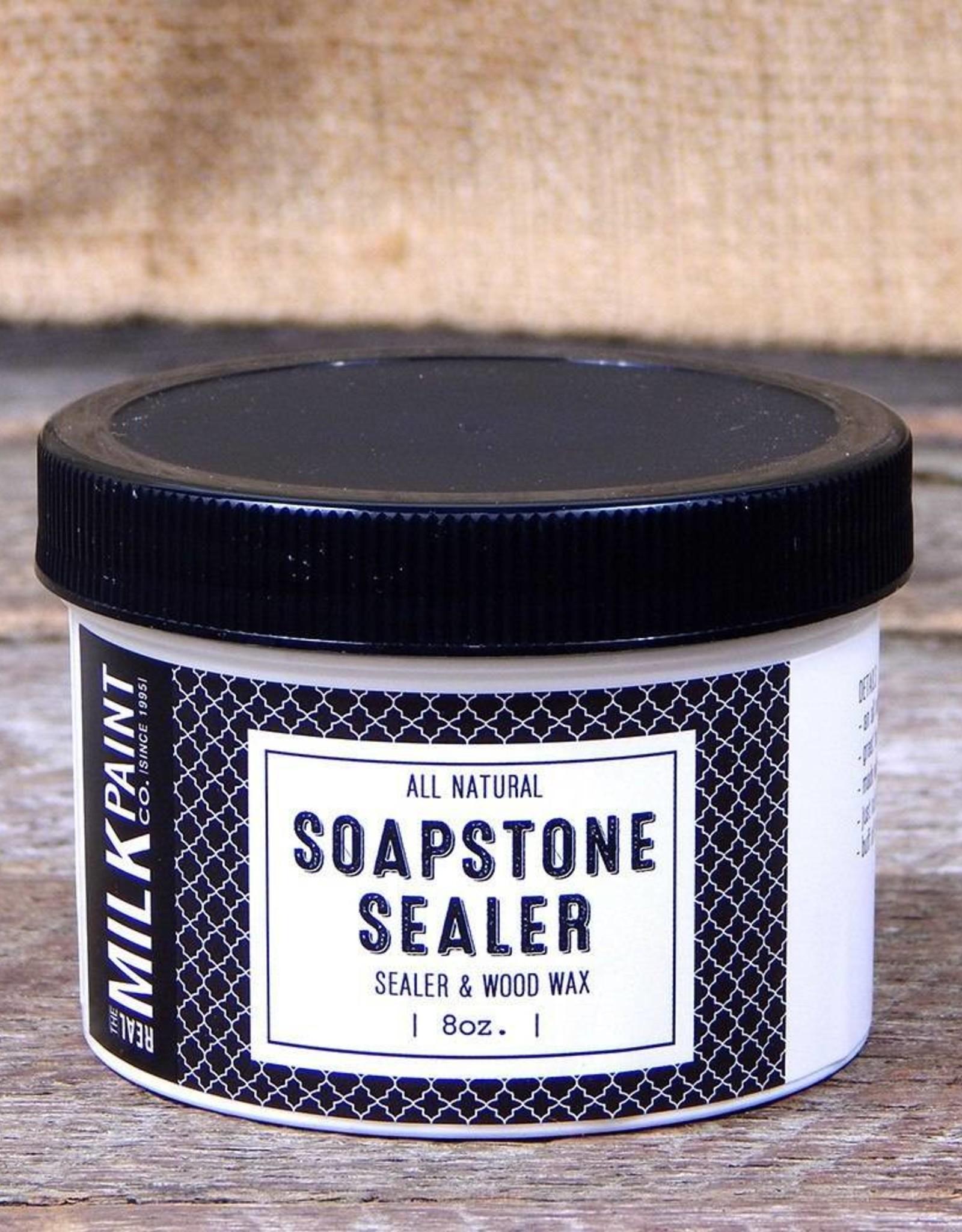 Soapstone & Wood Wax