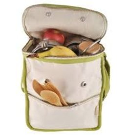 Life Without Plastic Wool Insulated Organic Cotton Lunch Bag