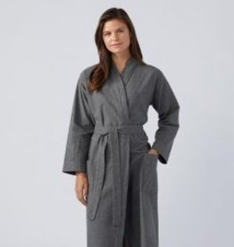 Flannel Robe-