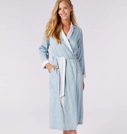 Sateen & Terry Robe-