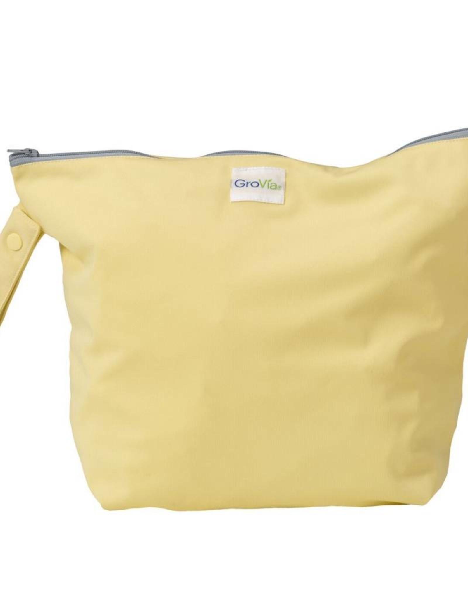 Chiffon Zippered Wet Bag