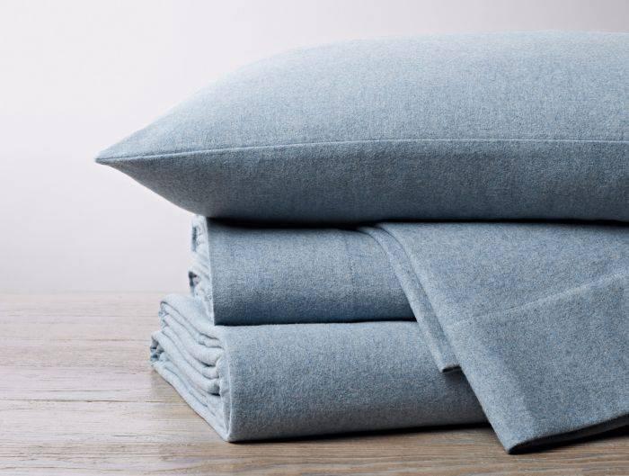 Cloud Brushed Flannel Sheet Set
