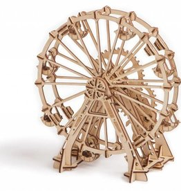 Wood Trick Wood Model- Ferris/Observation Wheel