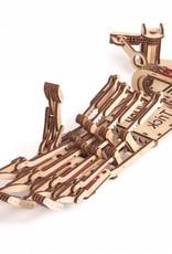 Wood Trick Wood Model- Hand
