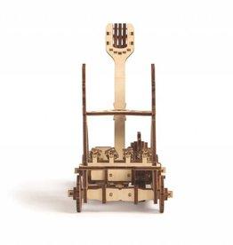 Wood Trick Wood Model- Catapult