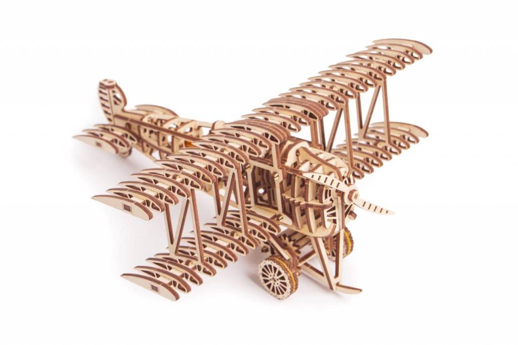 Wood Trick Wood Model- Plane