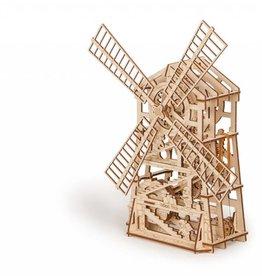 Wood Trick Wood Model- Wind Mill