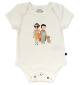Finn & Emma Dream World Hero Kids Bodysuit
