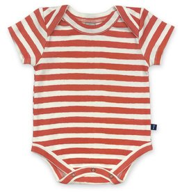 Finn & Emma Dream World Red Stripe Bodysuit