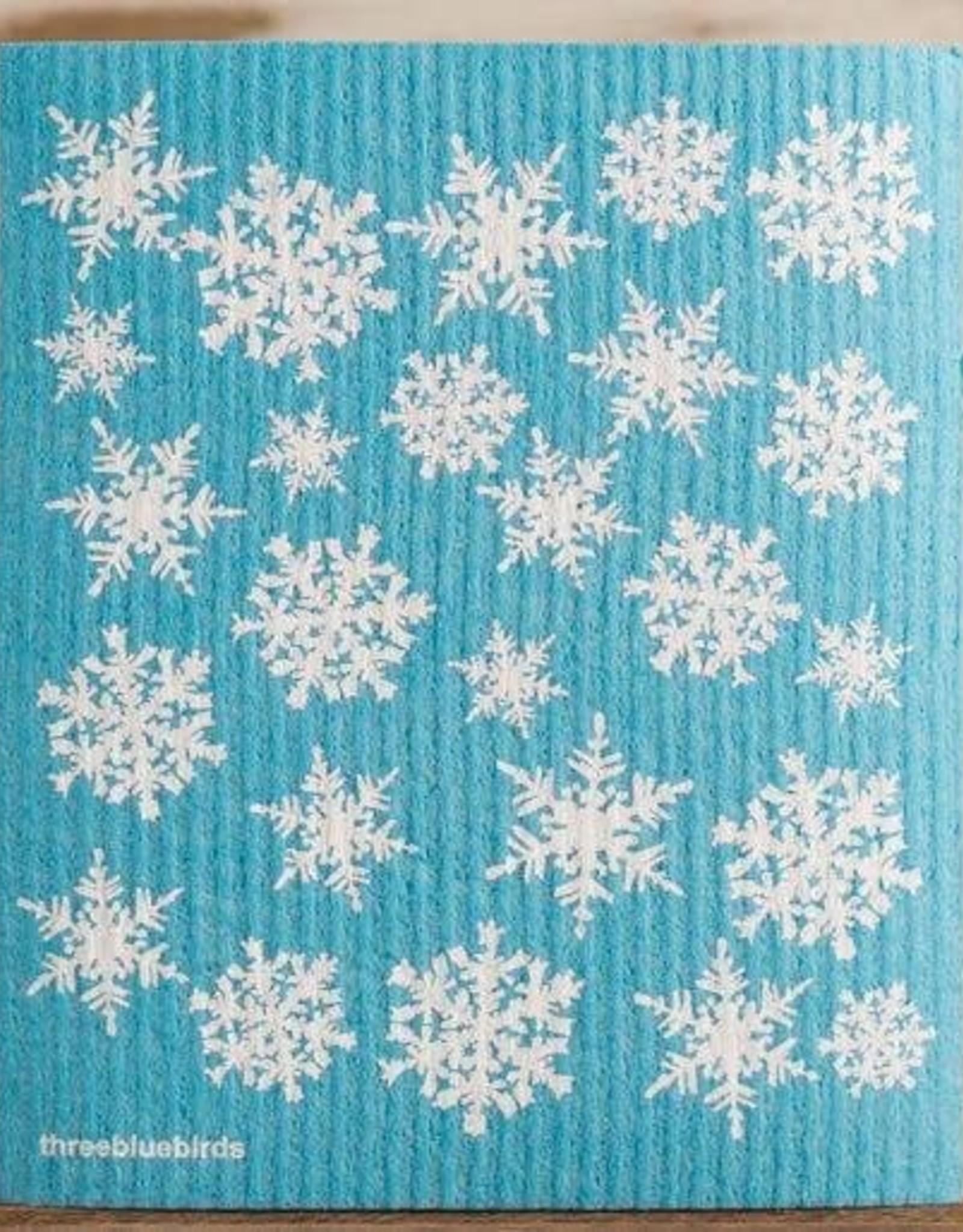 Three Bluebirds Swedish Towels - Holiday