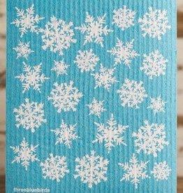 Three Bluebirds Three Bluebirds Holiday Swedish Wash Towels