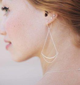 Favor Jewelry Verge Chain Swing Earring