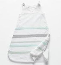 Coyuchi Jersey Sleep Sack, Stripe