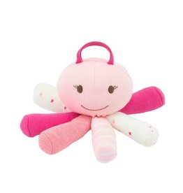 Scraptopus Toy- Pinks