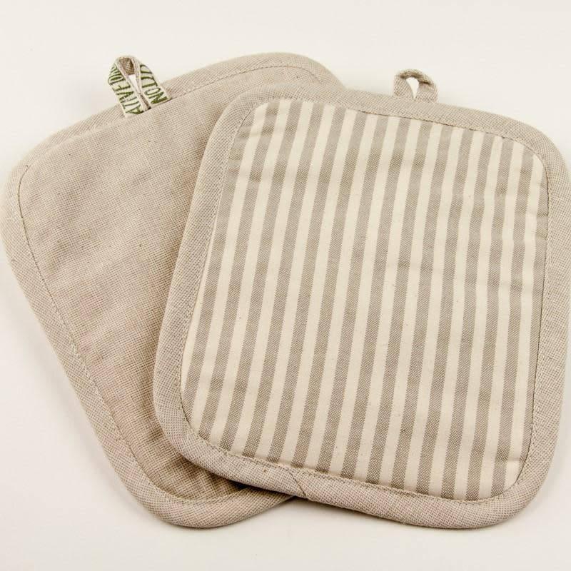 Organic Cotton Potholder