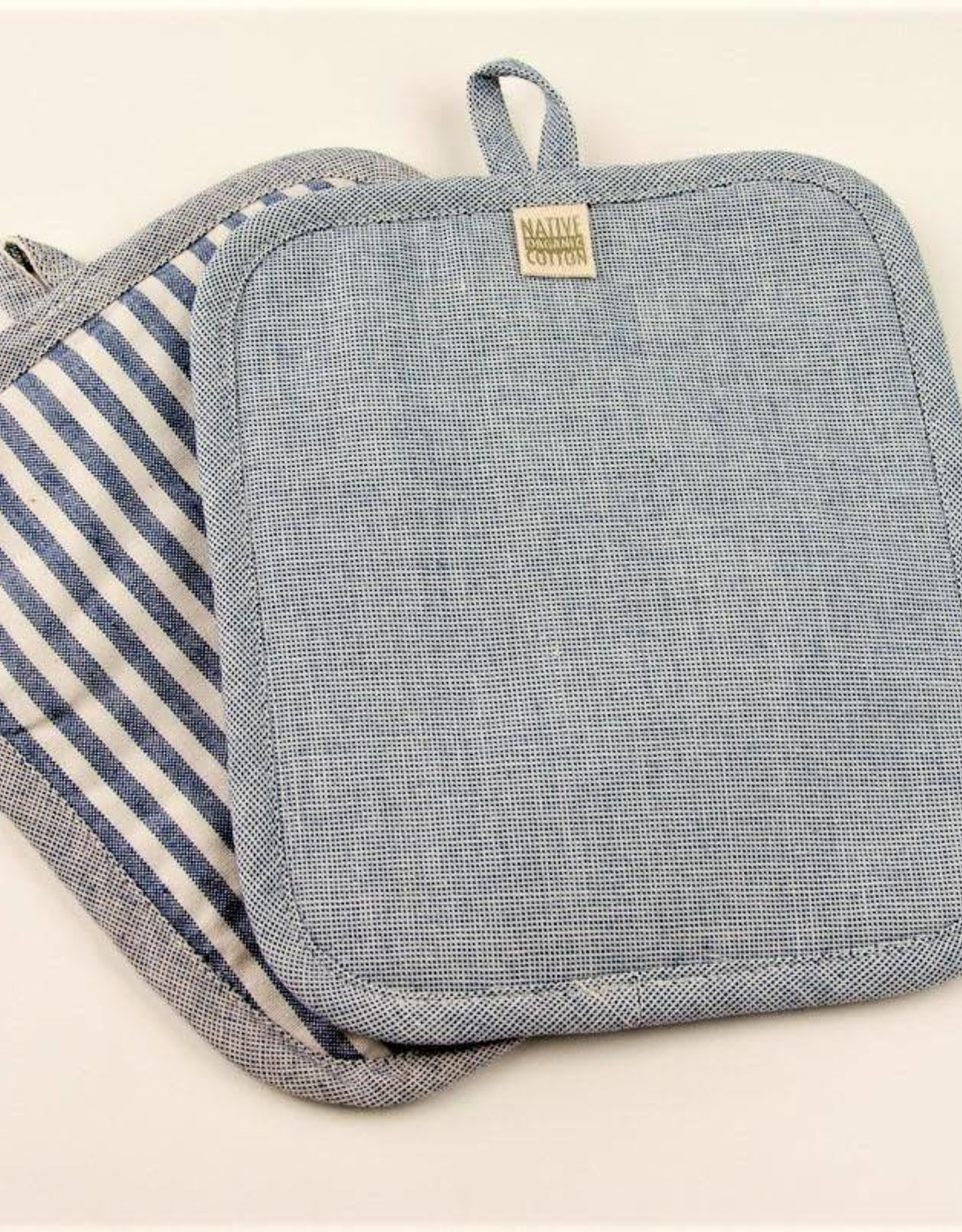 Organic Cotton Potholder