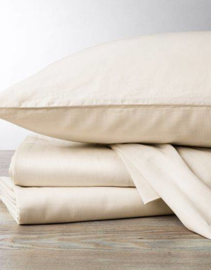 Natural Sateen Euro Sham
