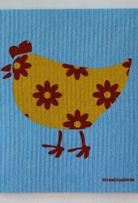 Three Bluebirds Three Bluebirds Swedish Towels- Animals