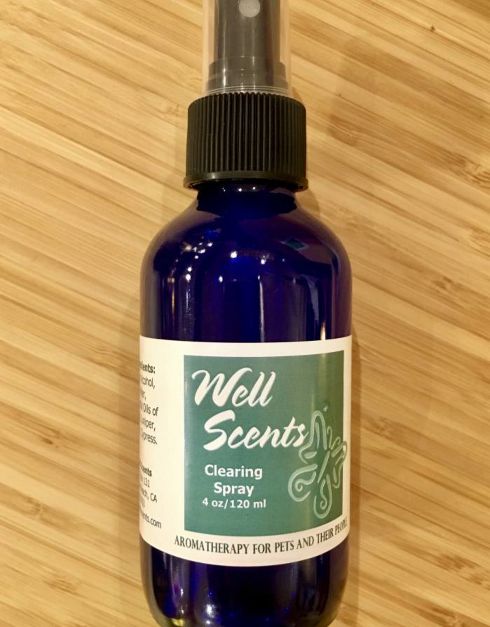 Well Scents Clearing Spray 4oz