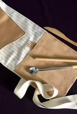 Straw Sleeves Utensil Holder Roll