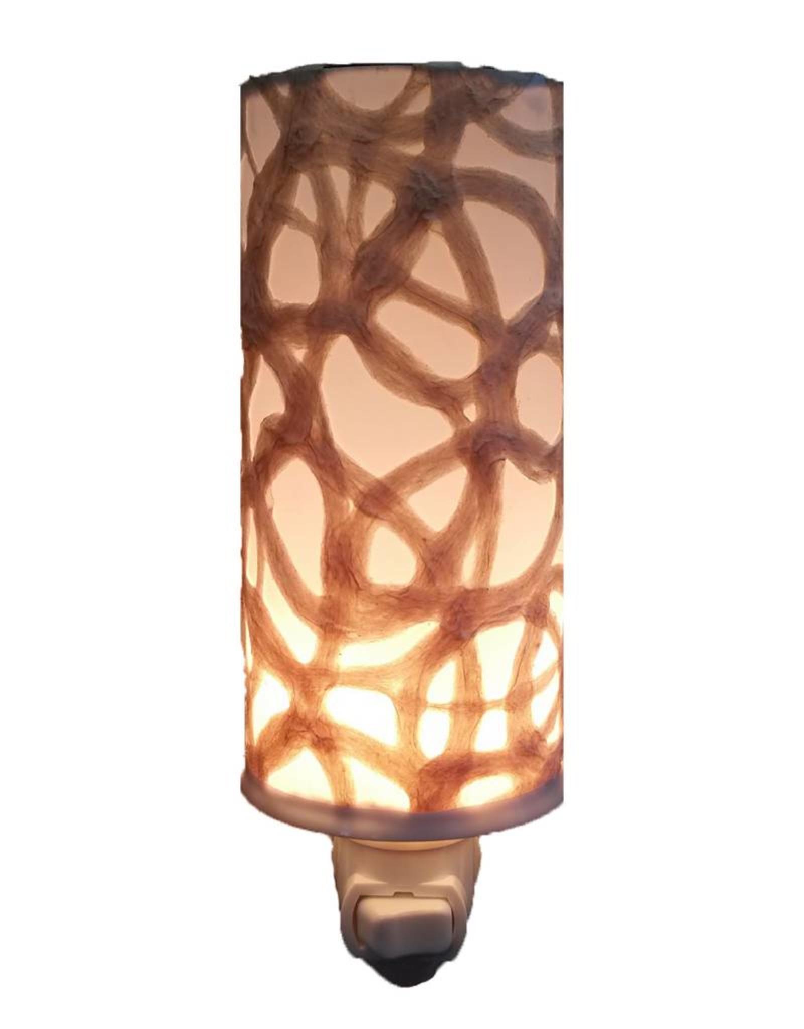 Eangee Paper Nightlight Swirl