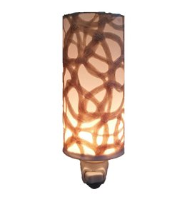 Eangee Paper Nightlight Swirl