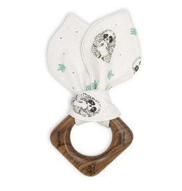 Finn & Emma Sloth Teething Ring