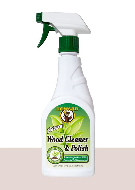 Howard Wood Cleaner & Polish