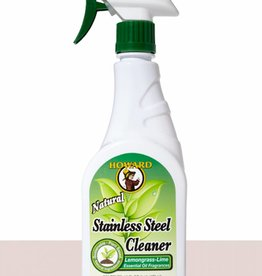 Howard Stainless Steel Cleaner