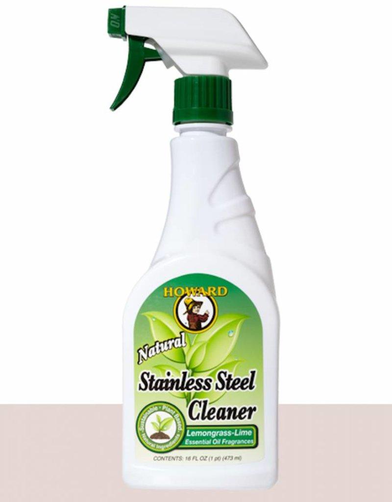Howard Stainless Steel Cleaner