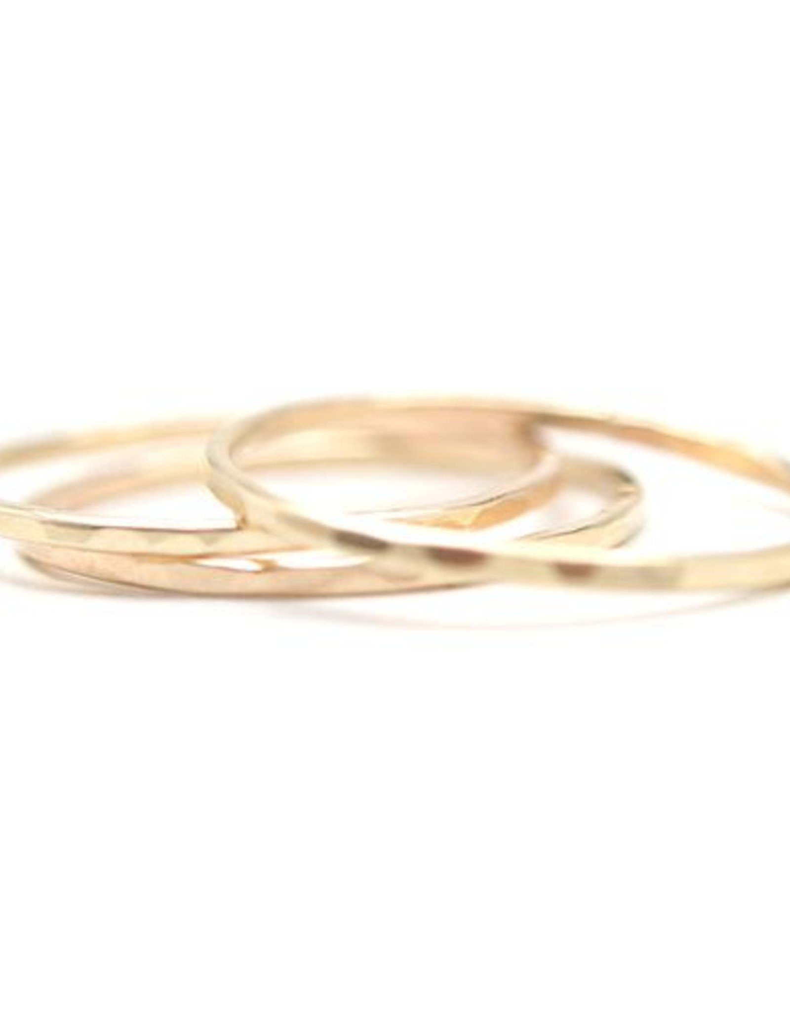 Favor Jewelry Slim Stacking Ring