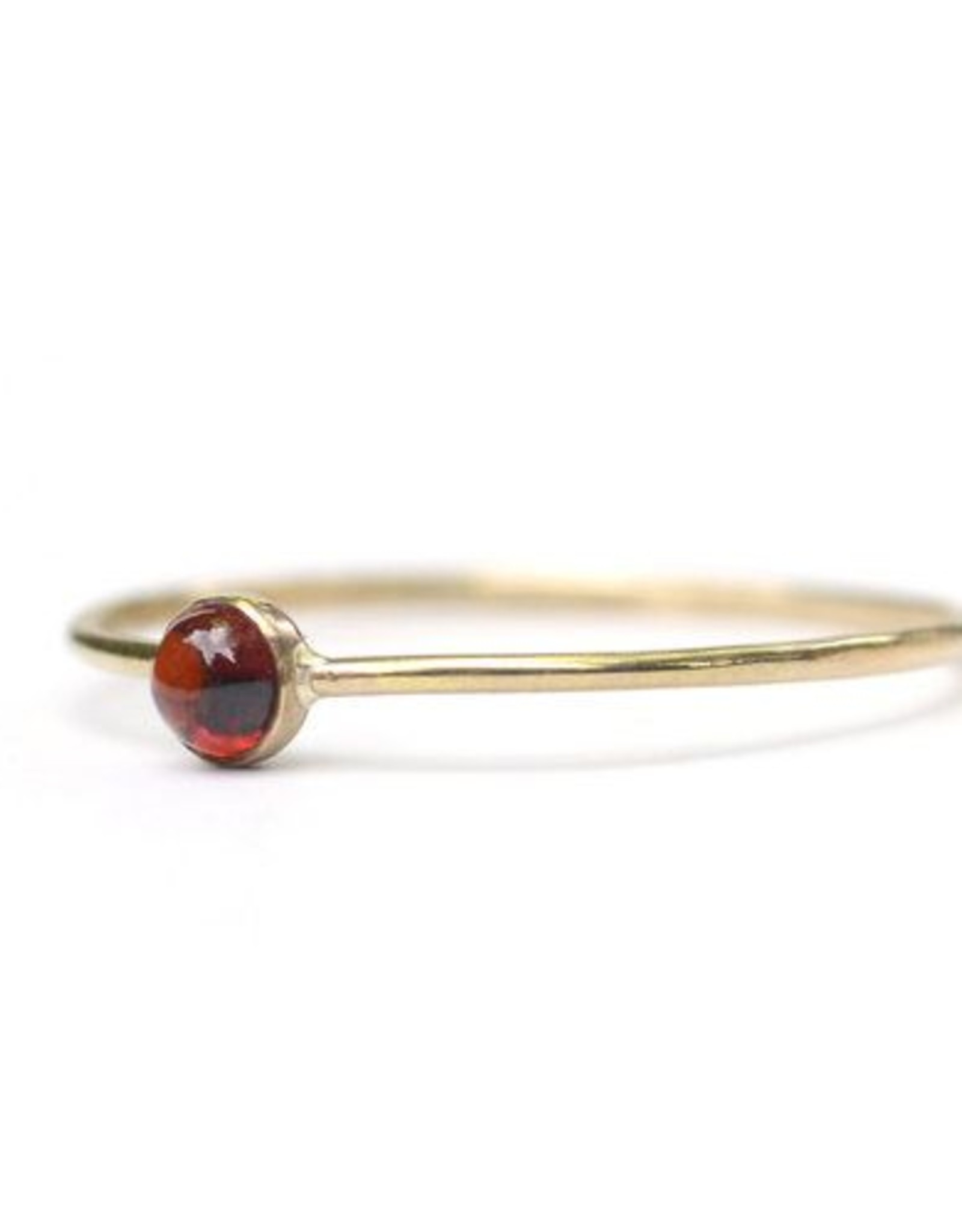 Favor Jewelry Garnet Micro Dot Ring