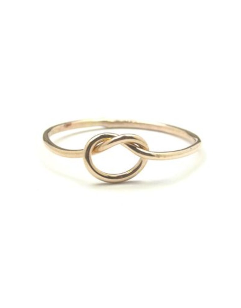 Favor Jewelry Knot Ring