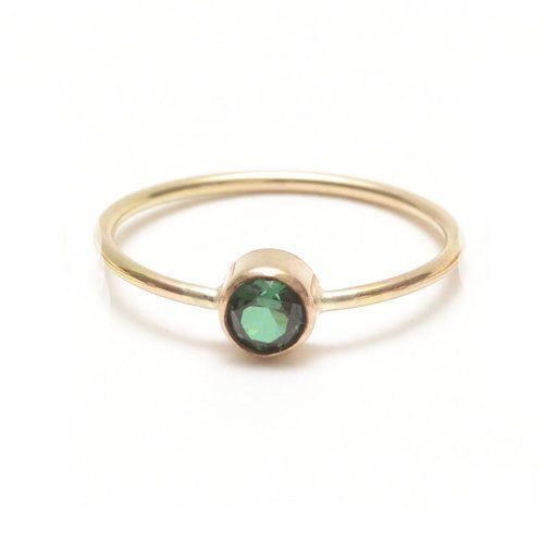 Favor Jewelry Emerald Circa Ring