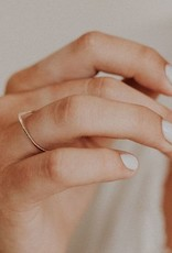Favor Jewelry Droplet Ring