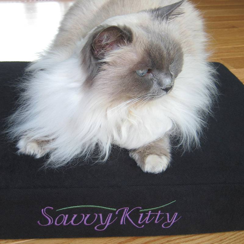 "Savvy Kitty Bed 15"" x 20"""