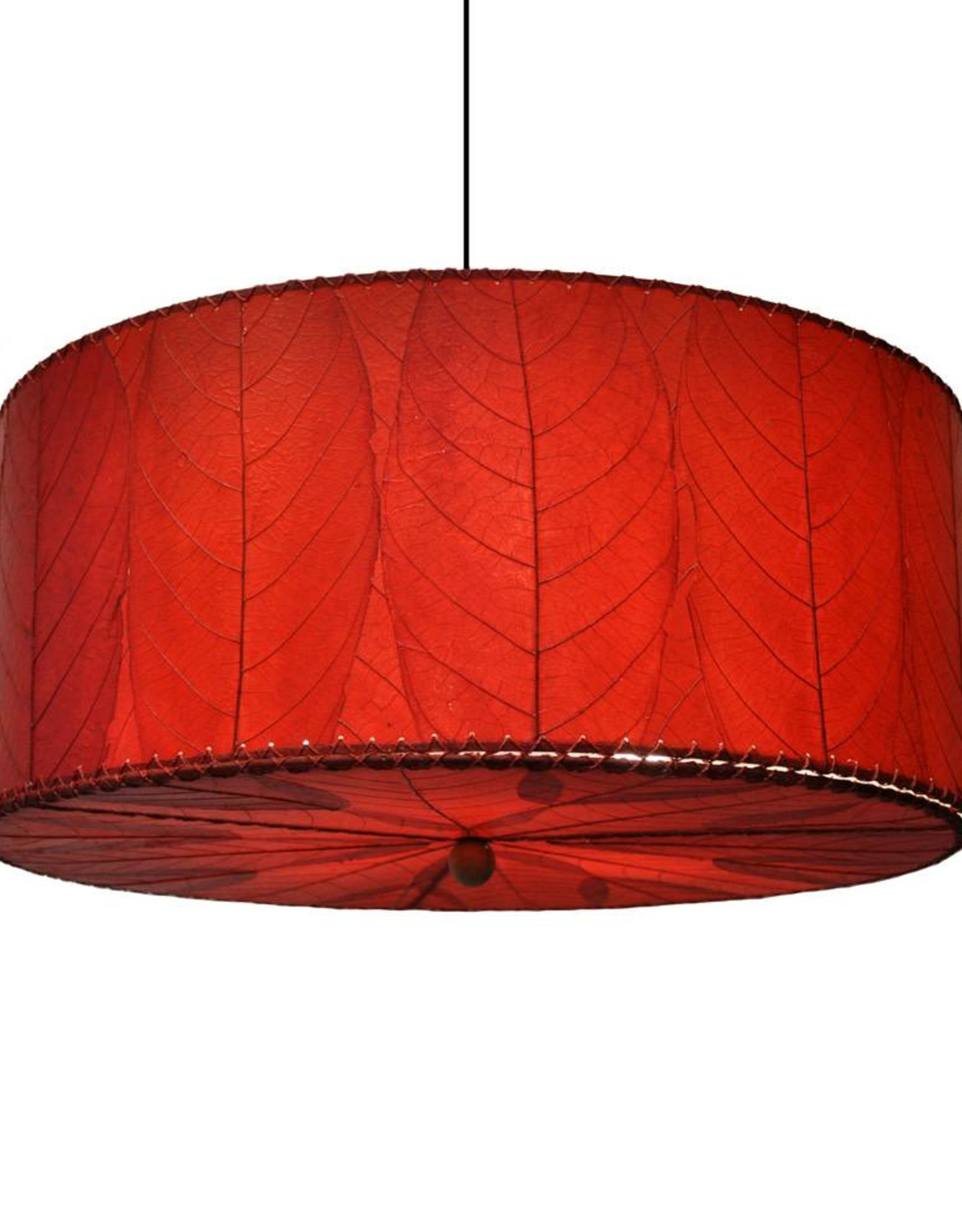 "Eangee Drum Lamp 24""D +5 Colors"