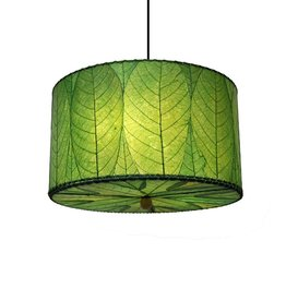 "Eangee Drum Lamp 18""D +5 Colors"