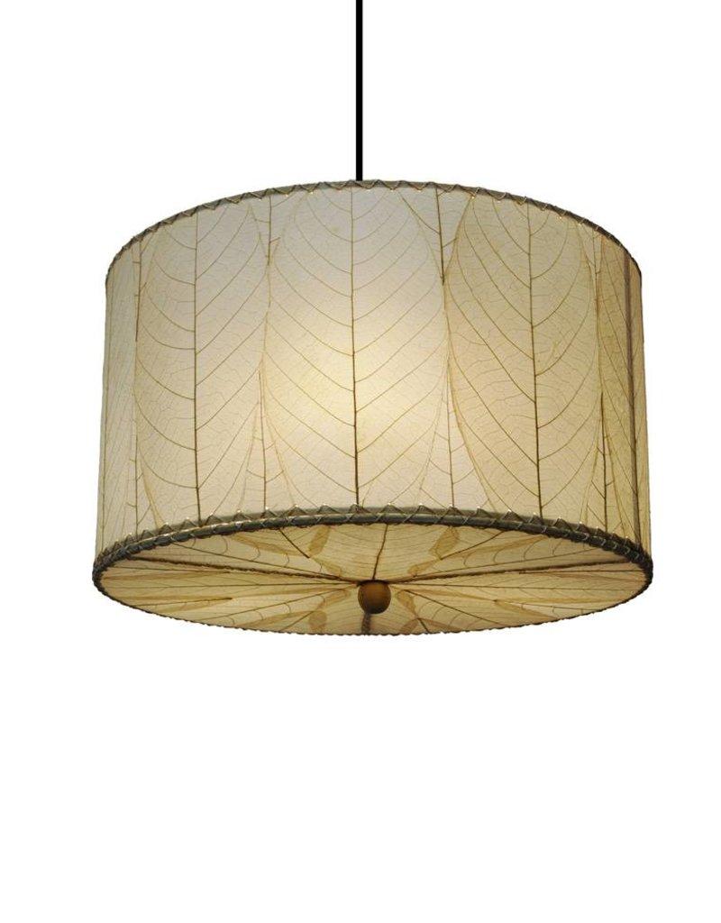 "Eangee Drum Lamp 18""D"
