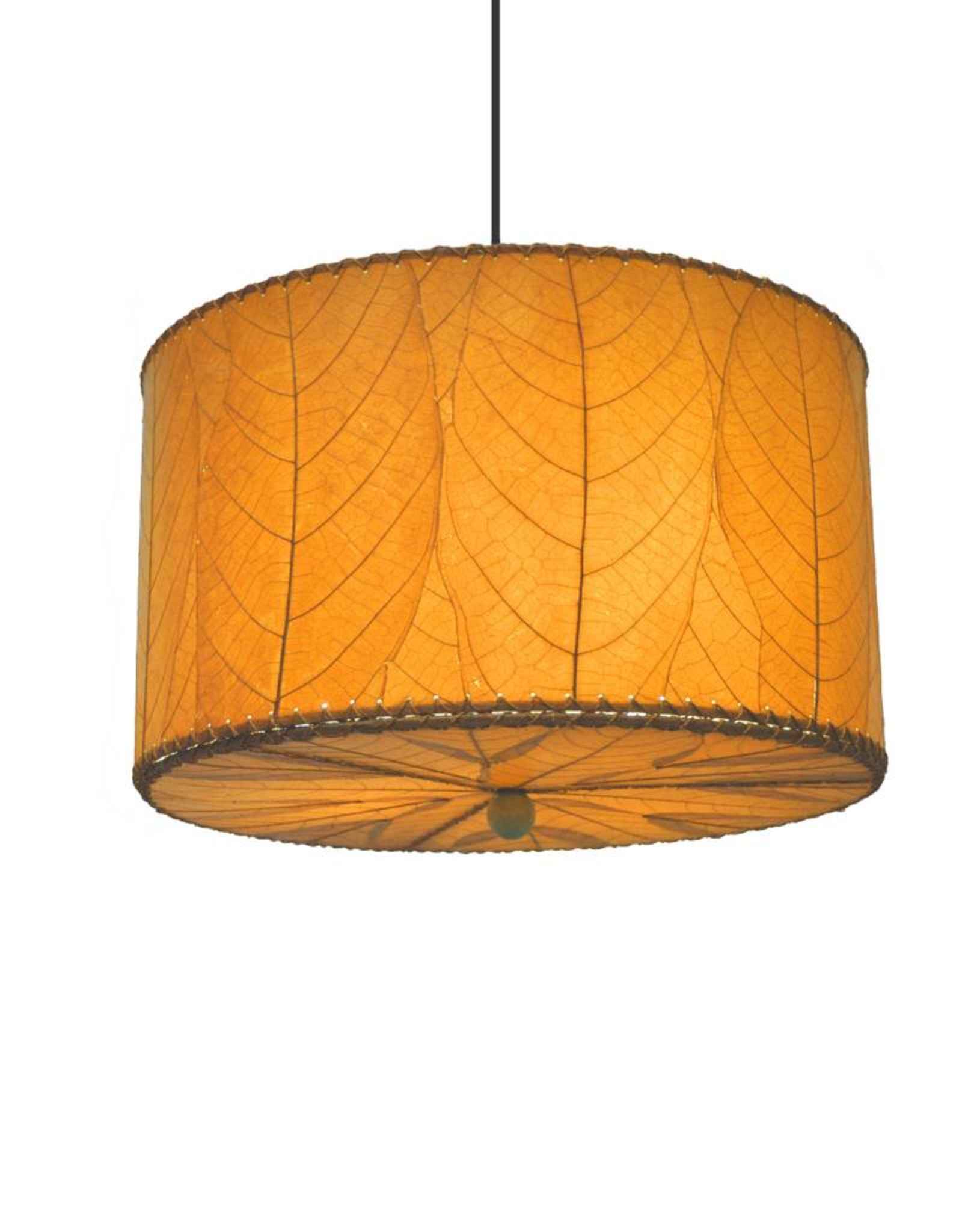 "Eangee Drum Lamp 18""D +5 Colors"