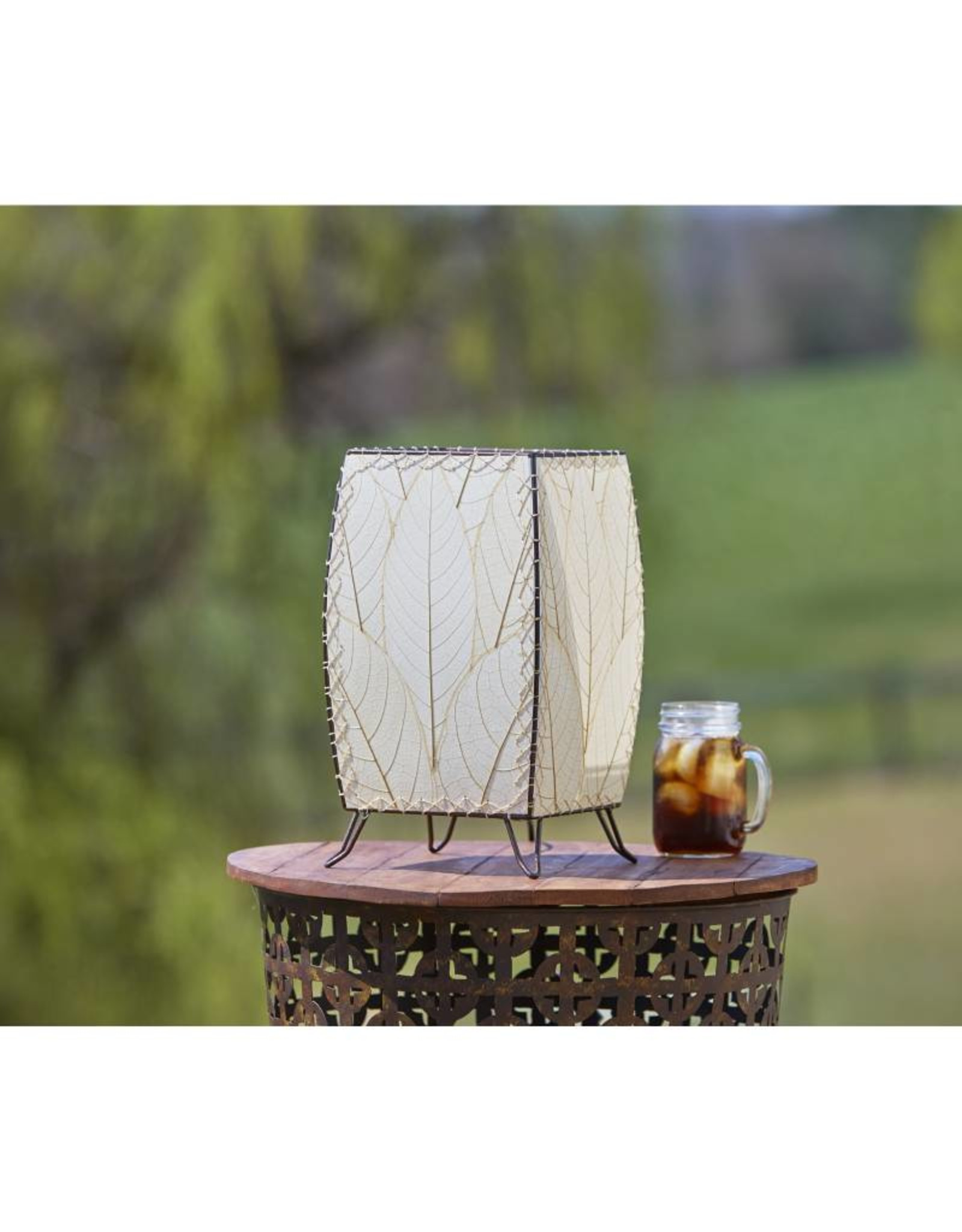 Eangee Outdoor Cube Table Lamp +6 Colors