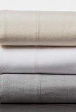 Cloud Brushed Flannel Sheet Set Ginger