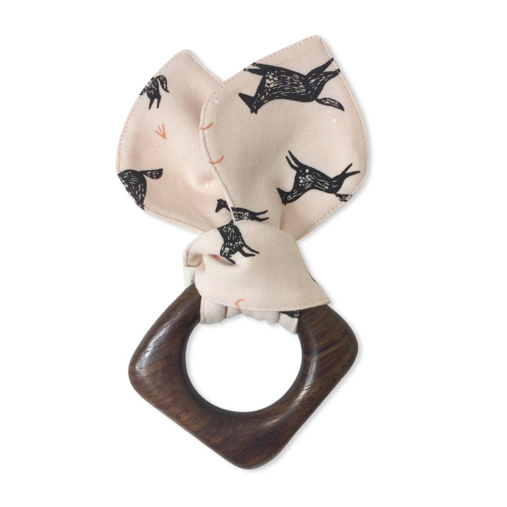 Finn & Emma Wild Horse Teething Ring