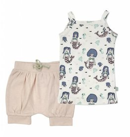 Finn & Emma Mermaid Cami Tee with Bloomers