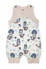 Finn & Emma Mermaid Romper 9-12m