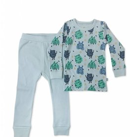 Finn & Emma Monsters PJ Set