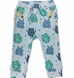Finn & Emma Monsters Pants 9-12m
