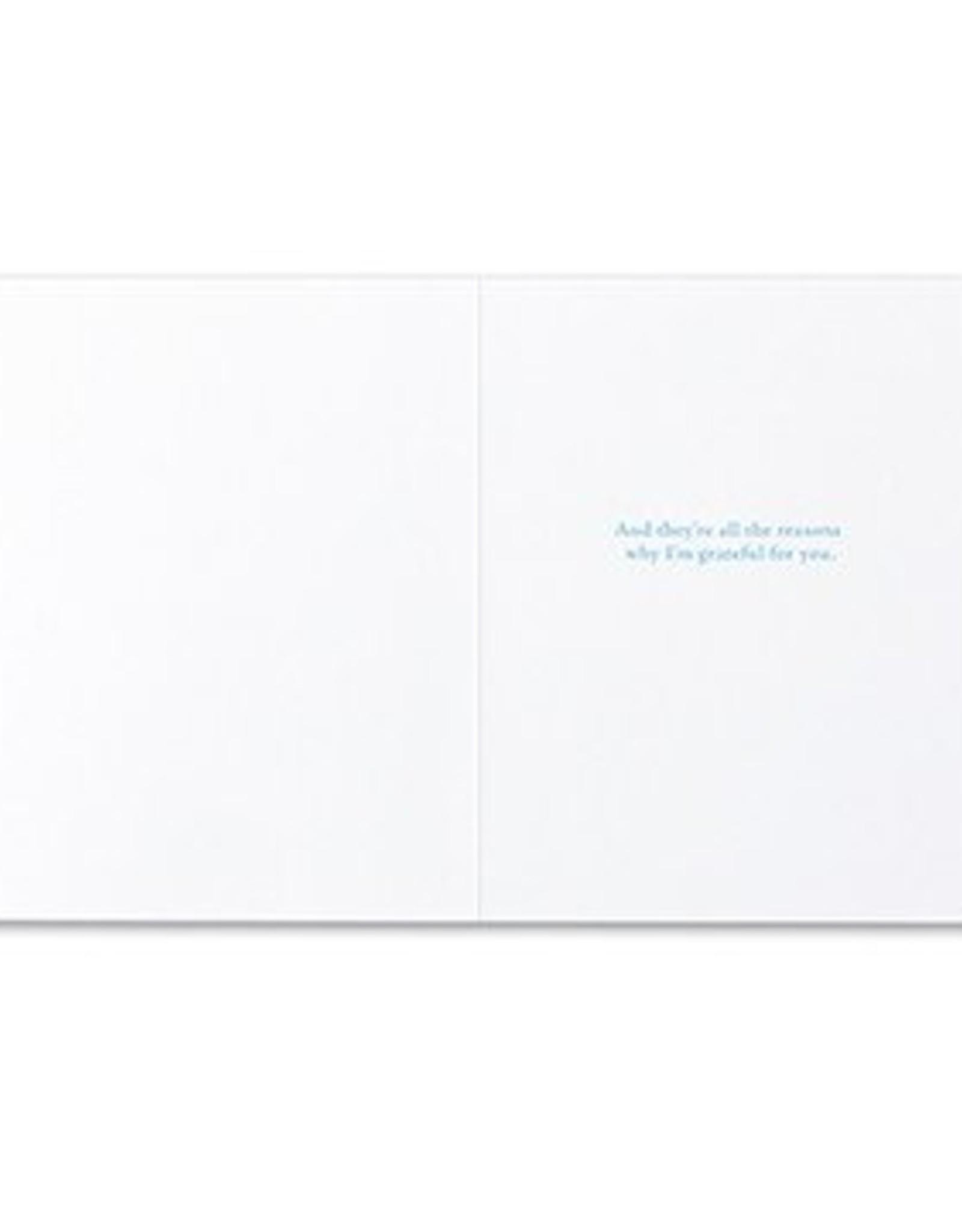 Love & Friendship Card- 6529