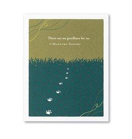 Pet Sympathy Card- 6538