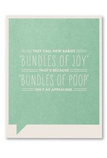 Frank & Funny New Baby Card- 6561